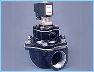 Pilot Operated Pulse Valve For Reverse Jet Bag Filter