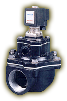 maniks pilot operated pulse valve